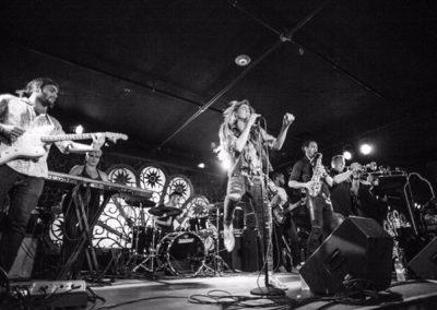 Miss Velvet and The Blue Wolf - Brooklyn Bazaar 2016