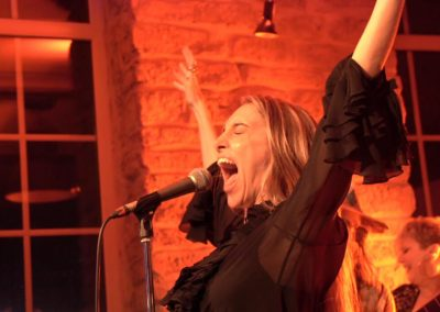 Miss Velvet and The Blue Wolf - World Clinic Stage, Tallinn, Estonia 2017