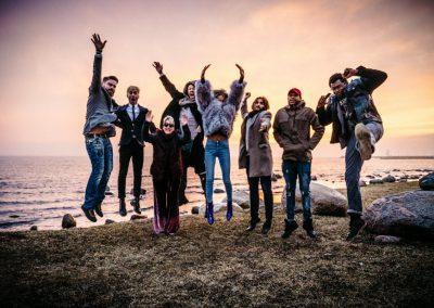 Miss Velvet and The Blue Wolf - Tallinn, Estonia 2017