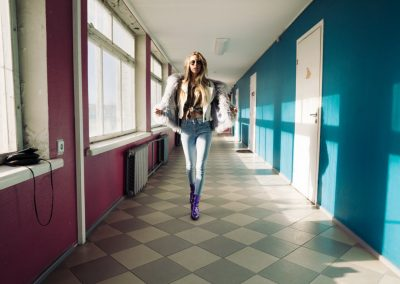 Miss Velvet - 88.8 ROCK - Tallinn, Estonia 2017