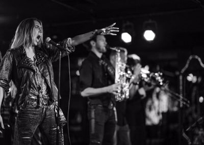 Miss Velvet and The Blue Wolf - Rockwood Music Hall, NYC 2015
