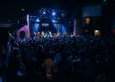 Miss Velvet and The Blue Wolf - Howard Theatre, Washington, D.C. - Opening for George Clinton and Parliament Funkadelic November 2017