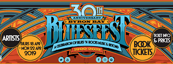 Bluesfest 2019 One Nation Under a Groove Tour George Clinton Miss Velvet and The Blue Wolf Tour